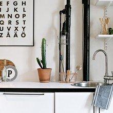 Фото из портфолио Квартира с непревзойденным шармом – фотографии дизайна интерьеров на INMYROOM