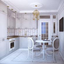 Фото из портфолио Небольшая квартира с птицами в Кировске – фотографии дизайна интерьеров на InMyRoom.ru