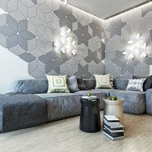 Фото из портфолио Квартира 75 кв. метров в Киеве – фотографии дизайна интерьеров на INMYROOM