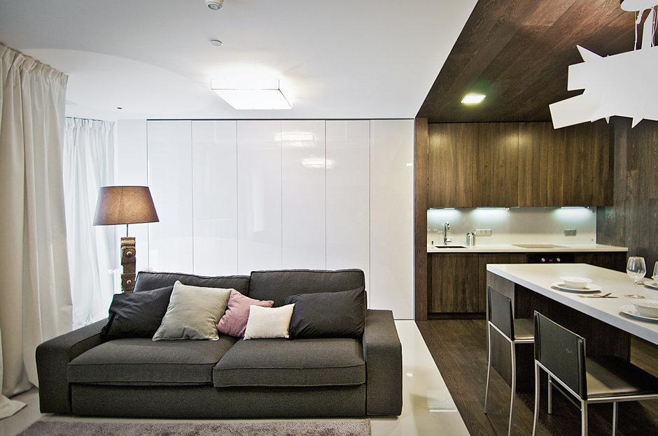 Фотография: Кухня и столовая в стиле Современный, Квартира, Дома и квартиры, IKEA, Проект недели – фото на InMyRoom.ru