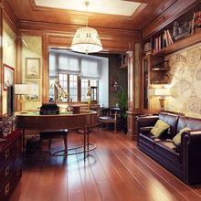 Фотография: Кабинет в стиле Классический, Декор интерьера, Часы, Декор дома, Ткани, Галерея Арбен, Морской, Лампы – фото на InMyRoom.ru
