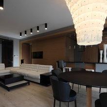 Фото из портфолио Квартира на набережной. 212 м2. 2014 год. – фотографии дизайна интерьеров на INMYROOM