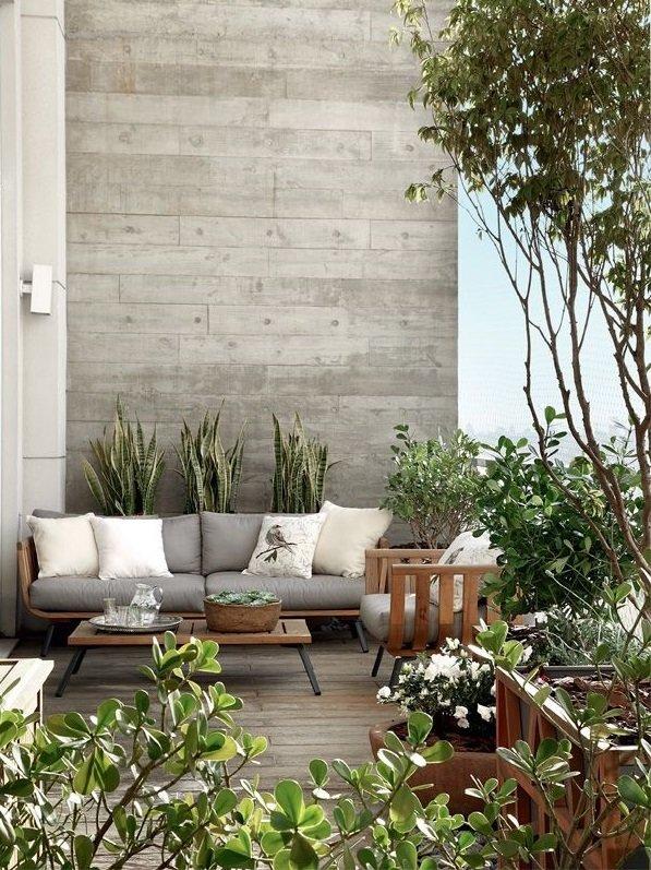Фотография: Балкон в стиле Лофт, Эко, Квартира, Декор, Советы, как обустроить маленький балкон, идеи для маленького балкона, декор балкона – фото на INMYROOM