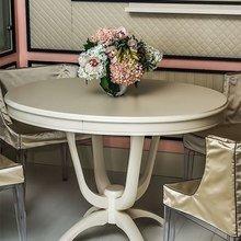 Фотография: Кухня и столовая в стиле Кантри, Кабинет, Интерьер комнат – фото на InMyRoom.ru