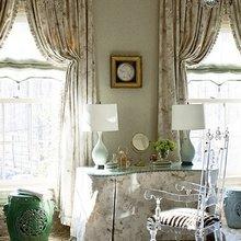 Фотография: Спальня в стиле Кантри, Эклектика, Классический, Современный, Декор интерьера, Аксессуары, Декор, Мебель и свет, итальянская классика, интерьер в стиле итальянская классика – фото на InMyRoom.ru