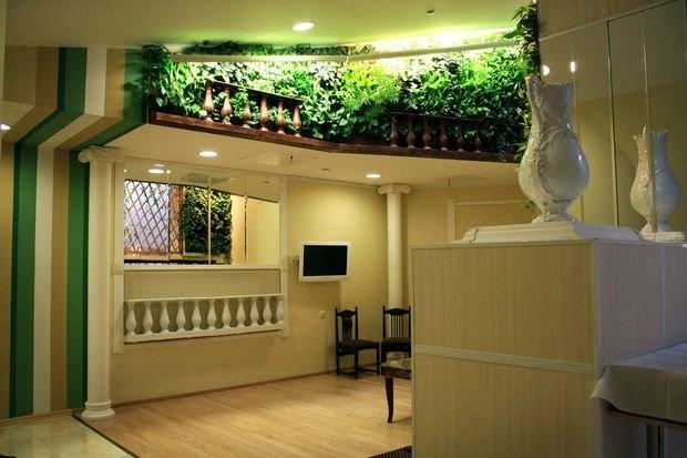 Фотография: Флористика в стиле , Квартира, Дома и квартиры, Фитостены – фото на InMyRoom.ru