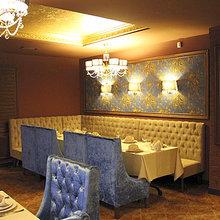Фото из портфолио Проект ресторана – фотографии дизайна интерьеров на INMYROOM