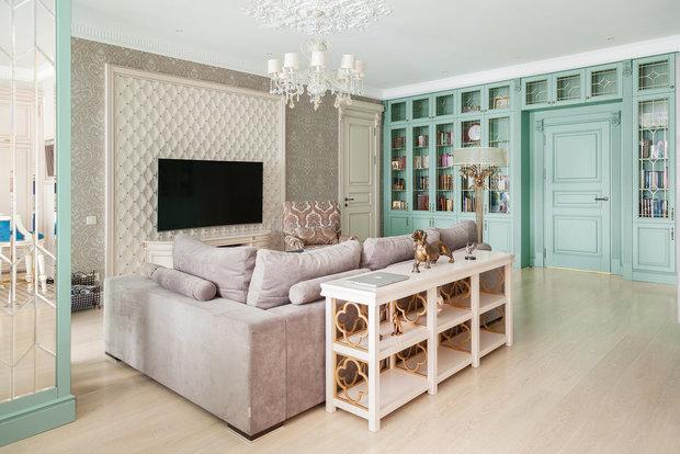 Дизайн: студия Ze-Moov Home