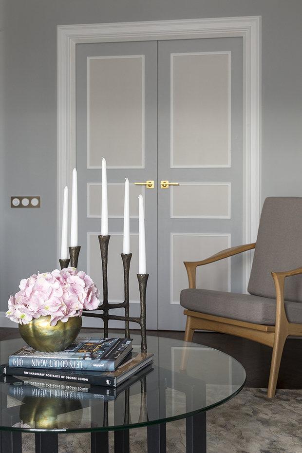 Фото из портфолио Project Art Deco style – фотографии дизайна интерьеров на INMYROOM