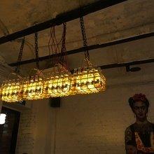 Фото из портфолио Лофт светильник – фотографии дизайна интерьеров на INMYROOM