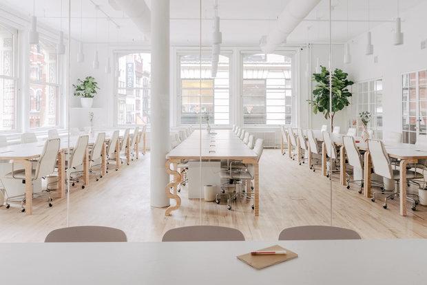 Фотография: Офис в стиле Скандинавский, Советы, Умный дом, Real Intellect, как обустроить офис – фото на INMYROOM