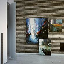 Фото из портфолио Квартира-студия_Ноябрьск – фотографии дизайна интерьеров на INMYROOM