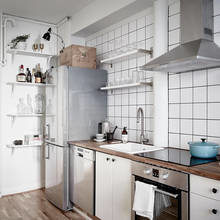 Фото из портфолио Mariagatan 21 B – фотографии дизайна интерьеров на InMyRoom.ru