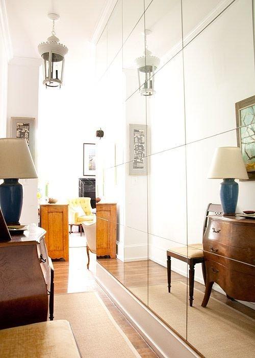 Фотография: Прихожая в стиле Прованс и Кантри, Малогабаритная квартира, Квартира – фото на InMyRoom.ru