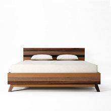 """Кровать """"Bedford King""""из массива тика 180x200 см."""