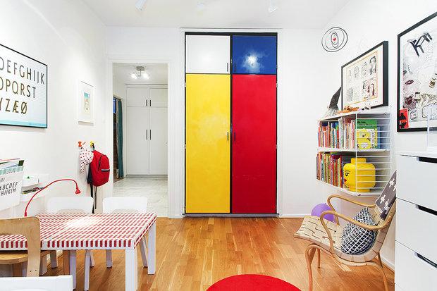 Фото из портфолио Роскошная цветовая палитра!!! – фотографии дизайна интерьеров на INMYROOM