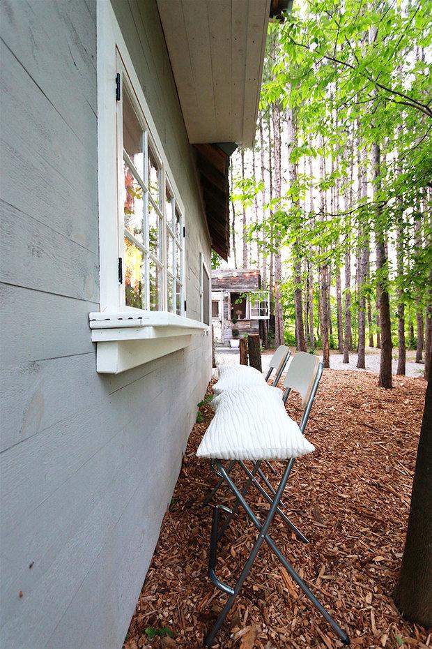 Фотография:  в стиле , Канада, Дача, Дом и дача – фото на InMyRoom.ru