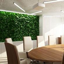Фото из портфолио Офис адвокатского бюро – фотографии дизайна интерьеров на InMyRoom.ru