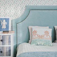 Фотография: Спальня в стиле Скандинавский, Кантри, Декор интерьера, Дом, Проект недели – фото на InMyRoom.ru