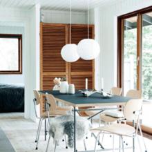 Фото из портфолио Ностальгия по 70-м в современном исполнении – фотографии дизайна интерьеров на INMYROOM