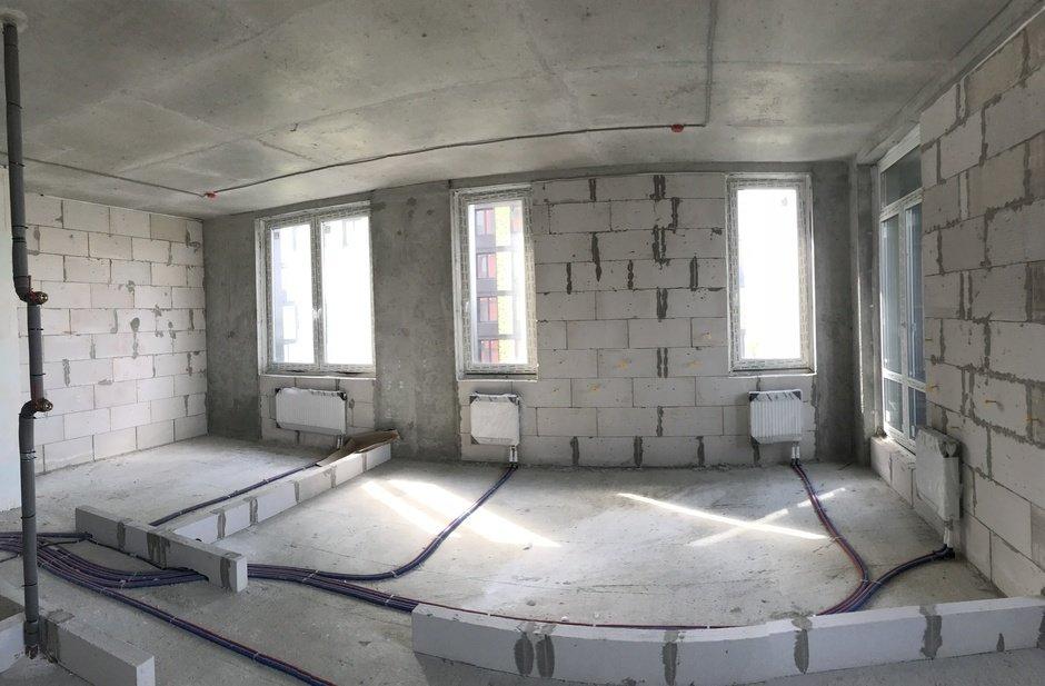 Фотография:  в стиле , Квартира, Проект недели, Москва, Монолитный дом, 2 комнаты, 40-60 метров, CENS architects, ЖК «Технопарк» – фото на InMyRoom.ru