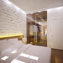 Фото из портфолио Частные апартаменты с террасой – фотографии дизайна интерьеров на INMYROOM