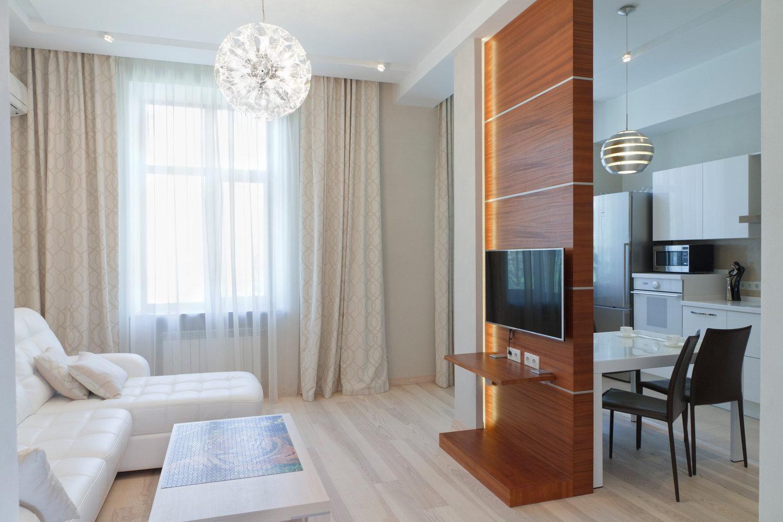 Дизайн стандартной квартиры.