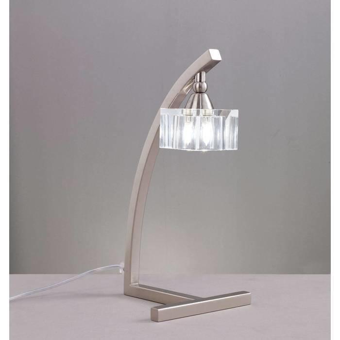 """Настольная лампа Mantra """"Cuadrax"""""""