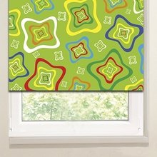 Рулонные шторы: Необычная геометрия