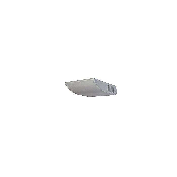 Светильник настенный с ЭПРА SLV Shell серебристый