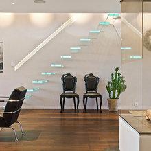 Фотография:  в стиле Современный, Квартира, Швеция, Дома и квартиры, Пентхаус, Стокгольм – фото на InMyRoom.ru
