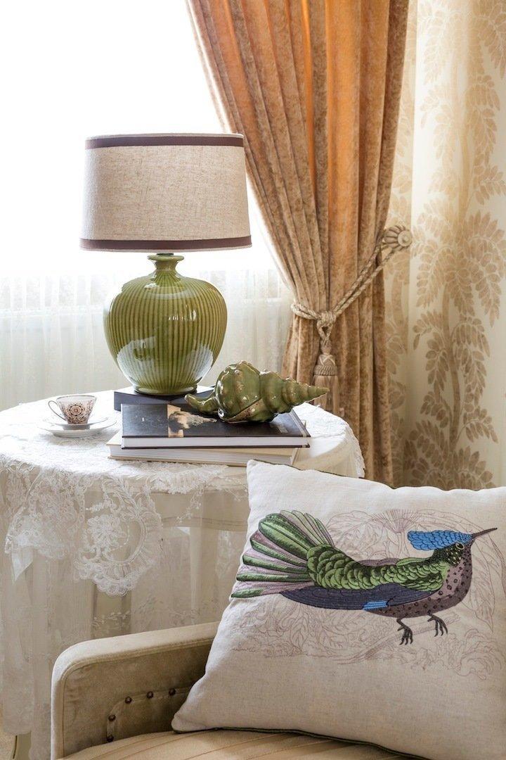 Фотография: Гостиная в стиле Прованс и Кантри, Дом, Дома и квартиры – фото на InMyRoom.ru
