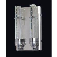 Светодиодный светильник ST Luce из металла и стекла