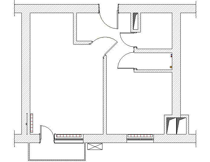 Фотография: Планировки в стиле , Квартира, Дома и квартиры, Проект недели – фото на InMyRoom.ru
