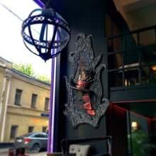 Фото из портфолио кальянная Wonderland – фотографии дизайна интерьеров на InMyRoom.ru