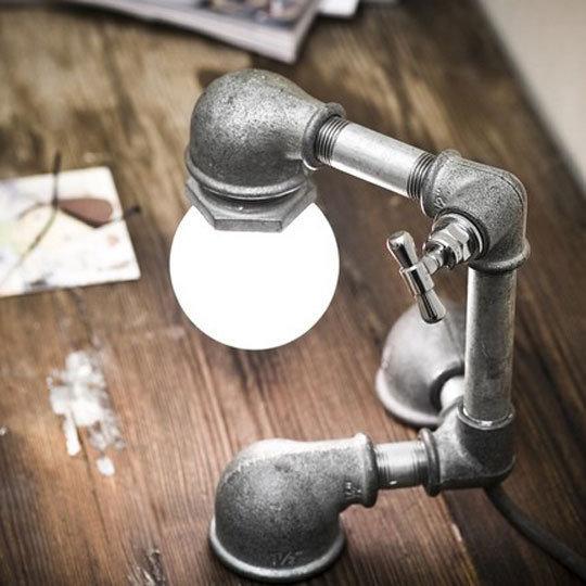 Фотография: Мебель и свет в стиле Лофт, Современный, Скандинавский, Декор интерьера – фото на InMyRoom.ru