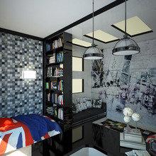 Фото из портфолио Коттедж молодой семьи – фотографии дизайна интерьеров на INMYROOM