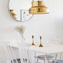 Фотография: Кухня и столовая в стиле Скандинавский, Интерьер комнат, Обеденная зона – фото на InMyRoom.ru