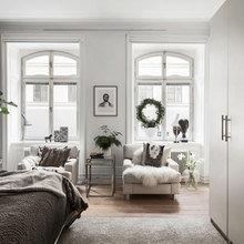 Фотография: Спальня в стиле Скандинавский, Декор интерьера, Советы – фото на InMyRoom.ru