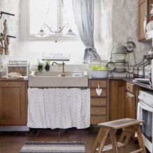 Фотография: Кухня и столовая в стиле Кантри – фото на InMyRoom.ru