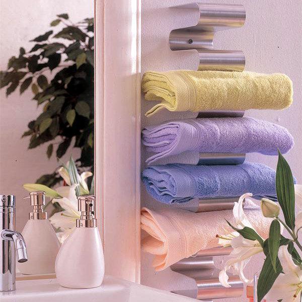 Фотография: Ванная в стиле Современный, Эклектика, Декор интерьера, DIY, Текстиль – фото на InMyRoom.ru