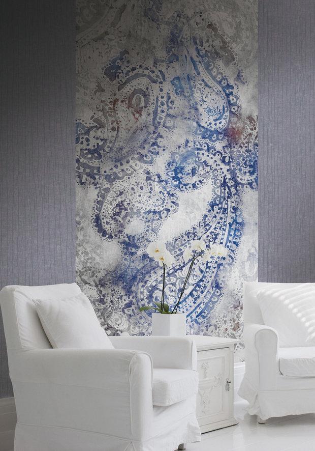Фотография: Гостиная в стиле Современный, Декор интерьера, Декор дома, Ковер – фото на InMyRoom.ru