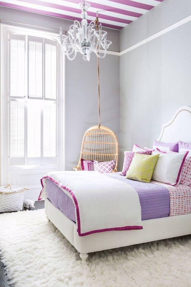 Фотография: Спальня в стиле Прованс и Кантри, Декор, Советы, Ремонт на практике – фото на InMyRoom.ru