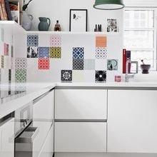 Фотография: Кухня и столовая в стиле Современный, Декор, Советы, Ремонт на практике – фото на InMyRoom.ru