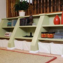 Фотография: Декор в стиле Современный, Прихожая, Интерьер комнат, Ковер – фото на InMyRoom.ru