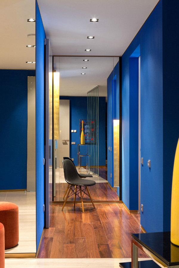 Фотография:  в стиле Современный, Квартира, Дома и квартиры, Минимализм – фото на InMyRoom.ru