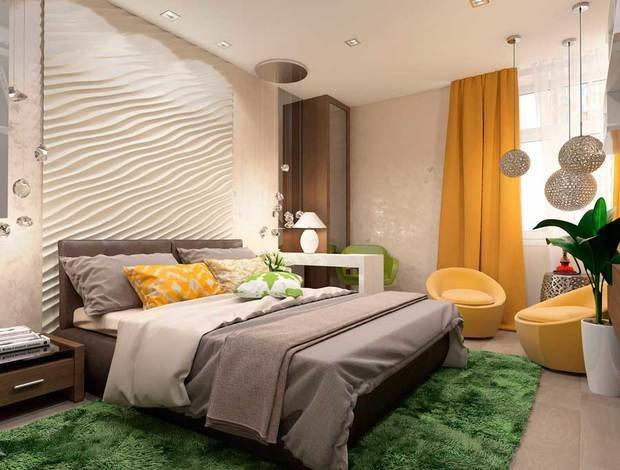 Дизайн: Kashu Interiors