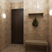 Фото из портфолио Дачный домик – фотографии дизайна интерьеров на InMyRoom.ru