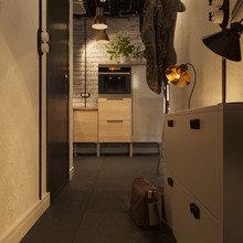 Фотография: Прихожая в стиле Лофт, Проект недели – фото на InMyRoom.ru