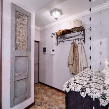 Фото из портфолио Очарование старой Москвы – фотографии дизайна интерьеров на InMyRoom.ru